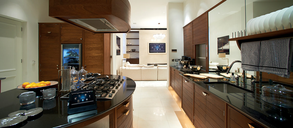 header space home kitchen