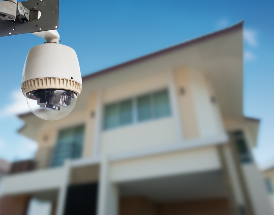 Smarten Up Your Security with Visualint Cameras & Sensors