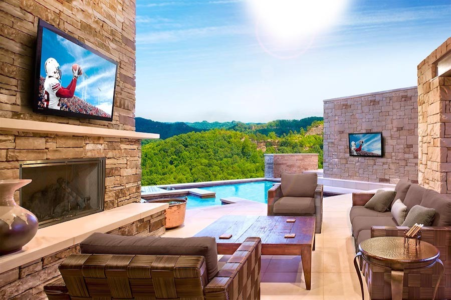 Experience the Perks of Outdoor Audio Video for Your Home