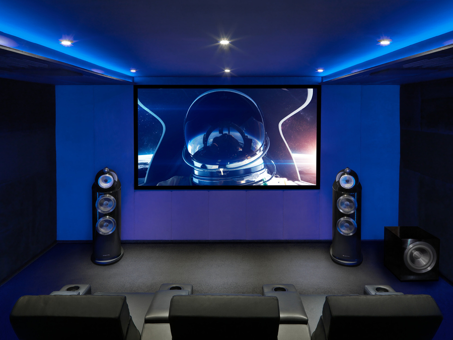 Home Theaters Are More Than a Screen with Speakers