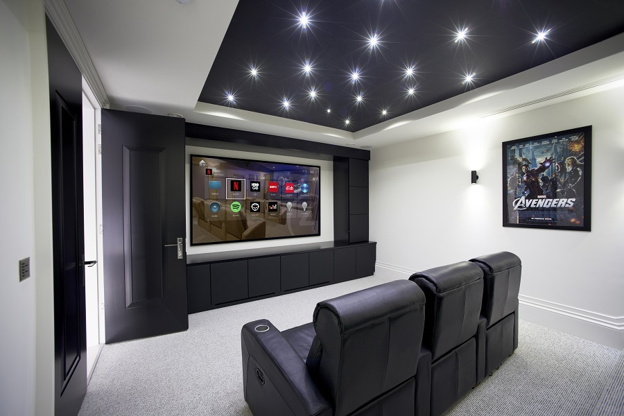 What Will Your Home Theater Look Like?